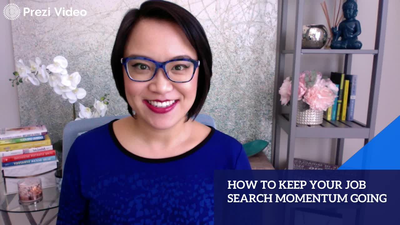 How to stay motivated with your job search
