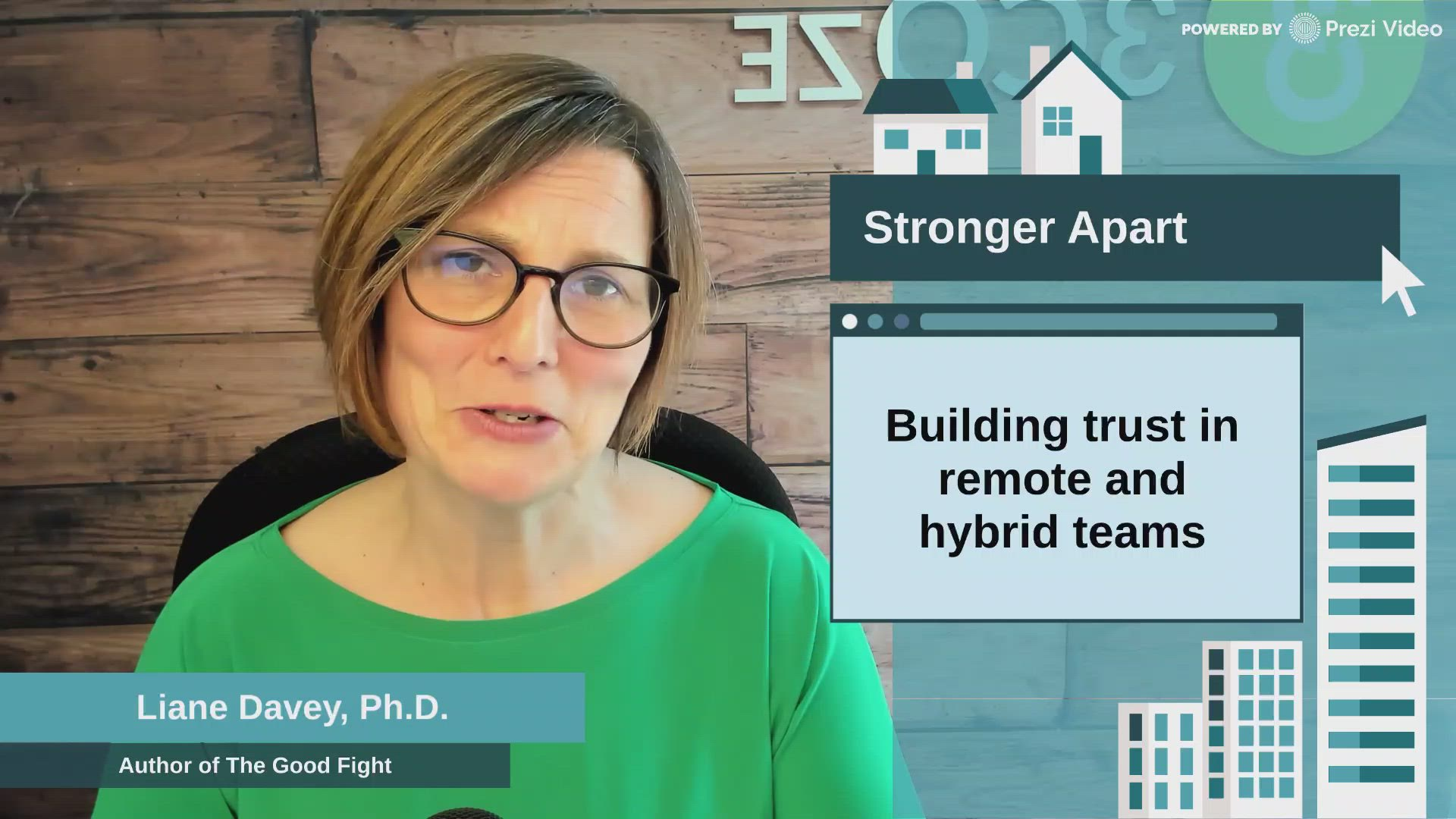 Hybrid office: Building trust in remote teams