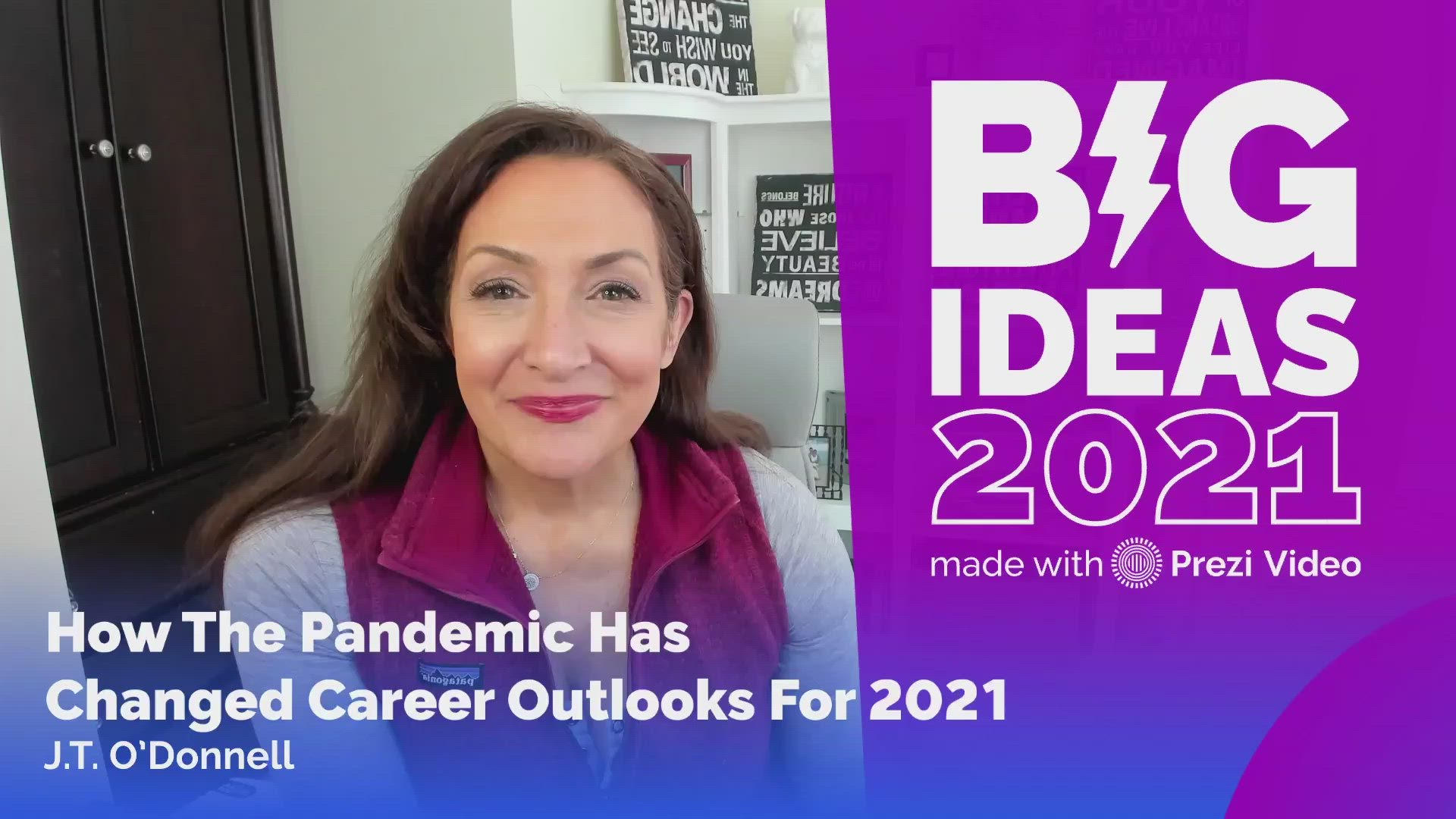 Big Ideas 2021: How the pandemic has changed career outlooks for 2021