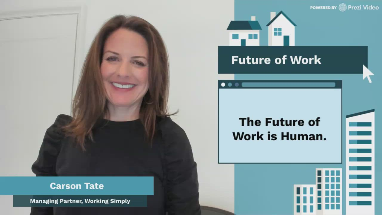 Hybrid office: Future of work is human